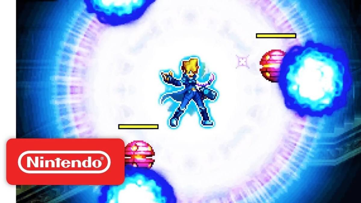 Tips y Trucos de Azure Striker GUNVOLT 2 para Nintendo 3DS.