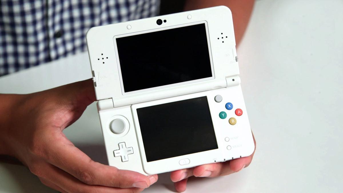 El Nintendo 3DS se actualiza a la versión 11.7.0-40U.