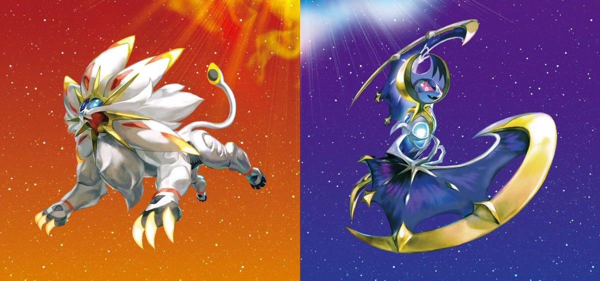 Ubicación de TODOS los Pokémon Legendarios en Pokémon Sun and Moon.