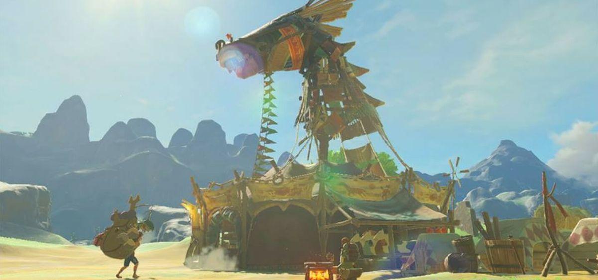 Video - Zelda: Breath of the Wild, No olvides registrar a tu Caballo.