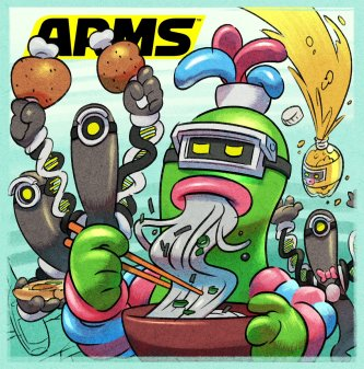 ARMS_ARTE CONCEPTUAL DE DNA MAN