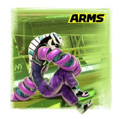 ARMS_KID COBRA ART