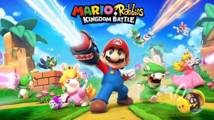 MARIO+RABBIDS KINGDOM BATTLE_1
