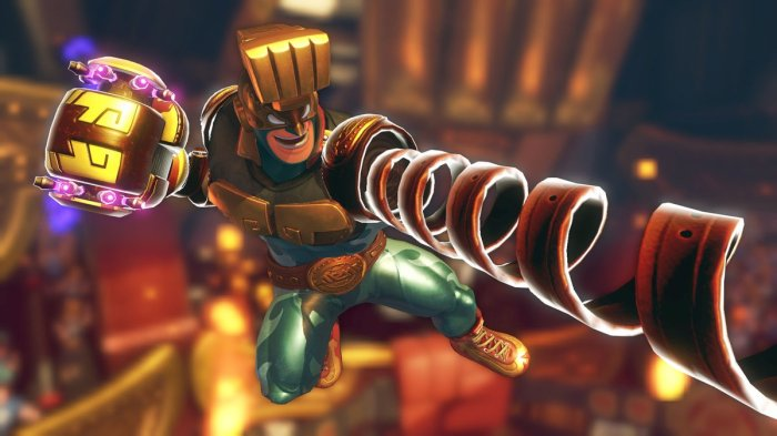 ARMS_MAX BRASS