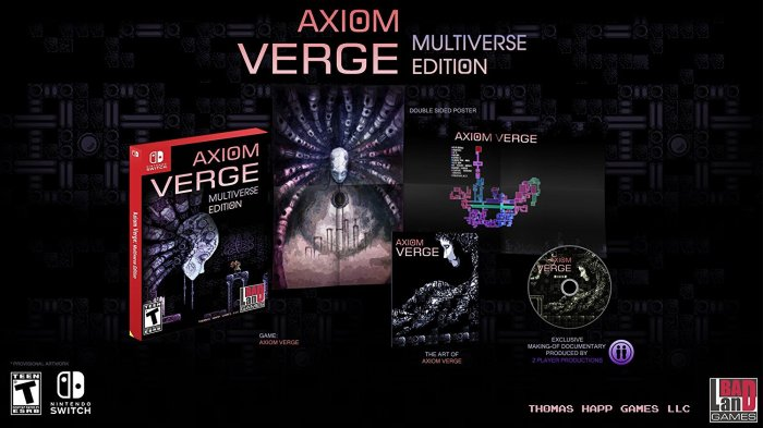AXIOM_VERGE_MULTIVERSE_NINTENDO SWITCH