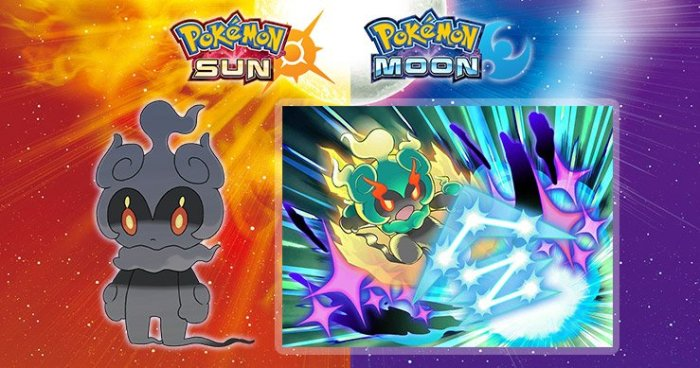 POKEMON_SUNMOON_MARSHMADOW EVENTO DISTRIBUCION