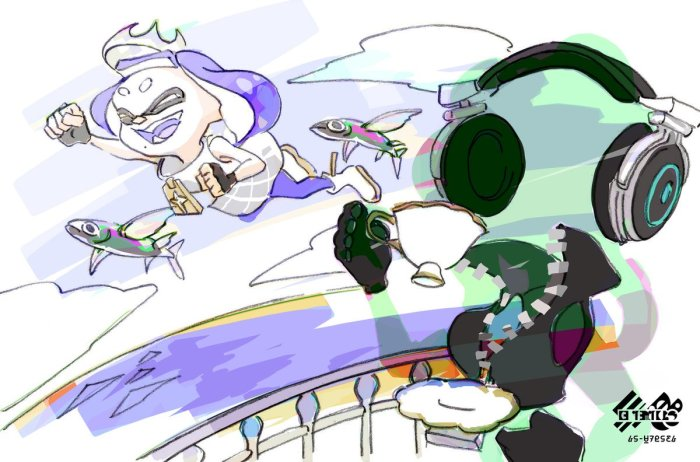 SPLATOON_2_SPLATFEST VOLAR VS INVISIBILIDAD ARTE