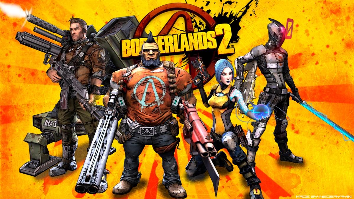 Se necesitan 1 millón de RTs para ver Borderlands 2 en Nintendo Switch.