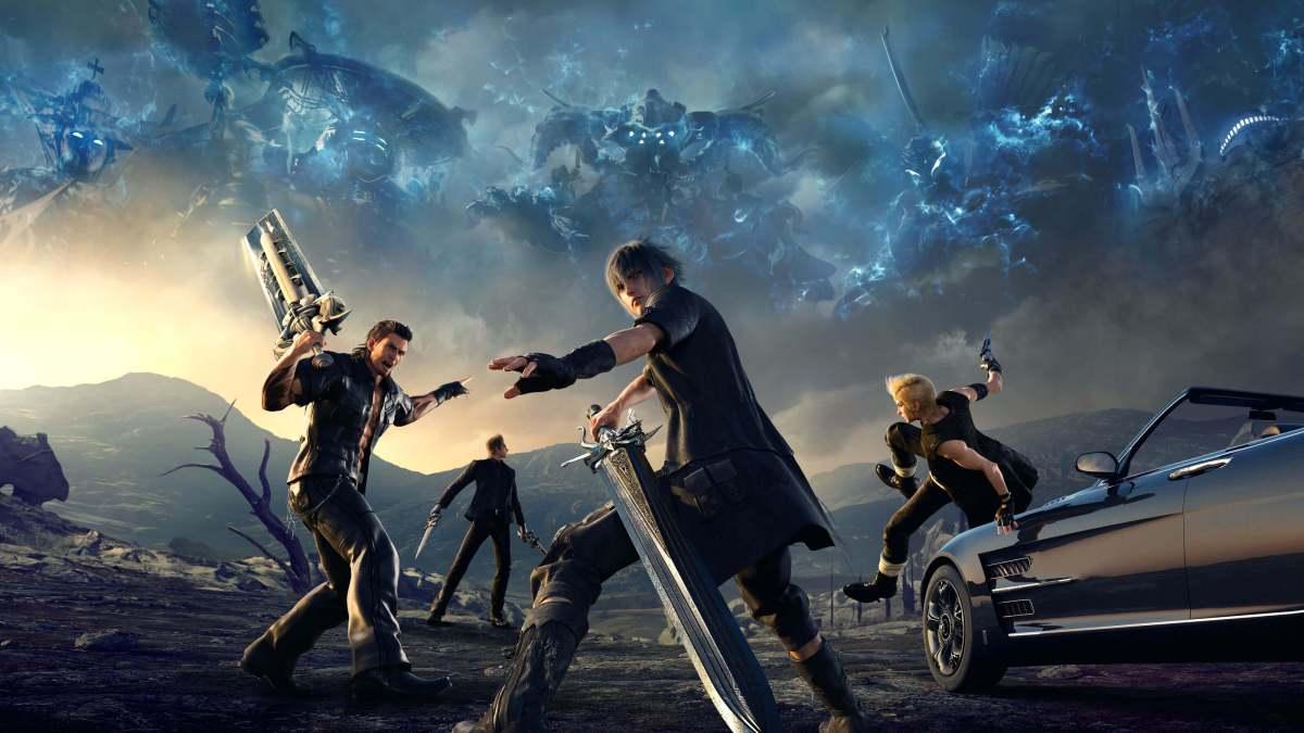 Square Enix está tratando de llevar el Original Final Fantasy XV al Nintendo Switch.
