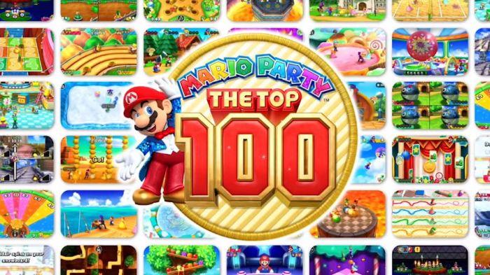 MARIOPARTY_THE TOP 100