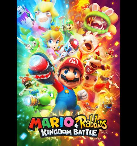 MARIO+RABBIDS KINGDOM BATTLE_NUEVO ARTE_1
