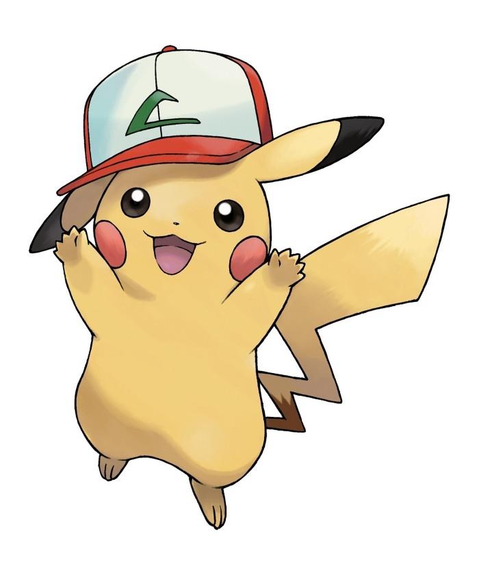 f7d124a23 Código para descargar el Pikachu con Gorra de Ash (Original) para ...