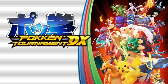POKKEN_TOURNAMENT_DX_TRAILER DE LANZAMIENTO