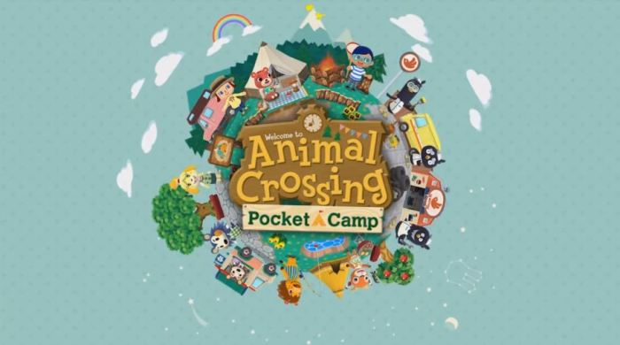 ANIMAL CROSSING_POCKET CAMP