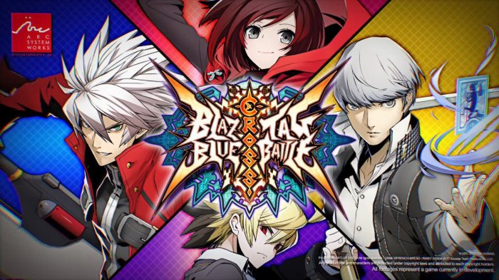 BLAZBLUE_CROSS TAG BATTLE