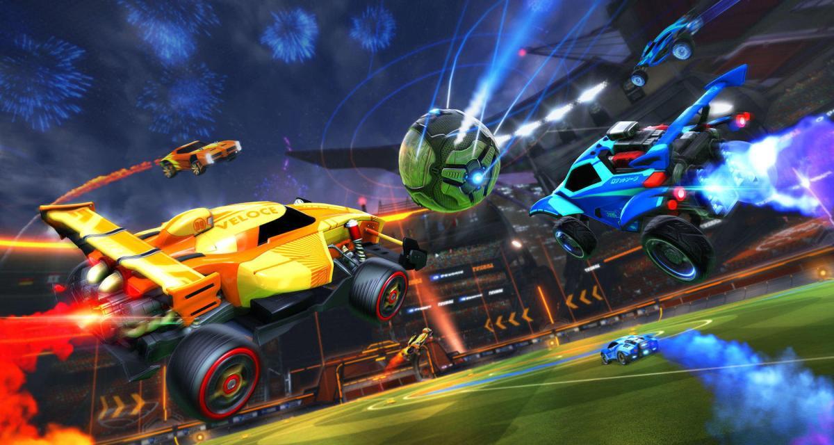 La versión Física de Rocket League para Switch llegará después que la Digital.