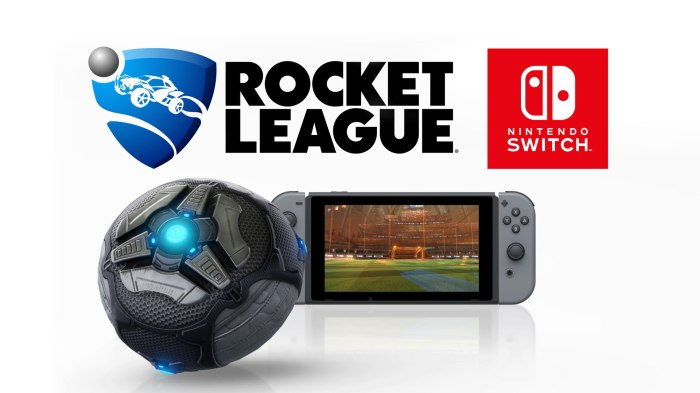 ROCKET LEAGUE_NINTENDO SWITCH