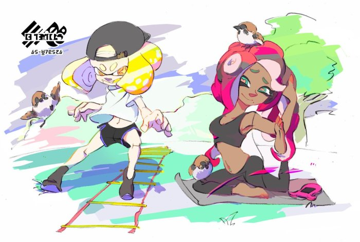 SPLATOON_2_ARTE DE SPLATFEST JAPONES NO 3