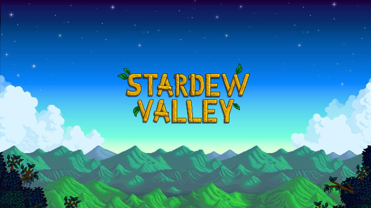 Stardew Valley se actualiza a la versión 1.3.33, Notas Oficiales.