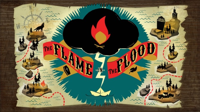THE FLAME IN THE FLOOD_LOGO