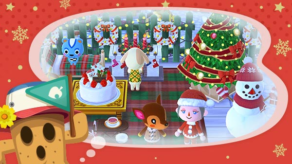 ANIMAL CROSSING_POCKET CAMP_EVENTO DE NAVIDAD