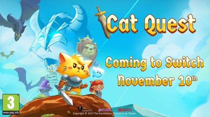 CAT QUEST_LANZAMIENTO