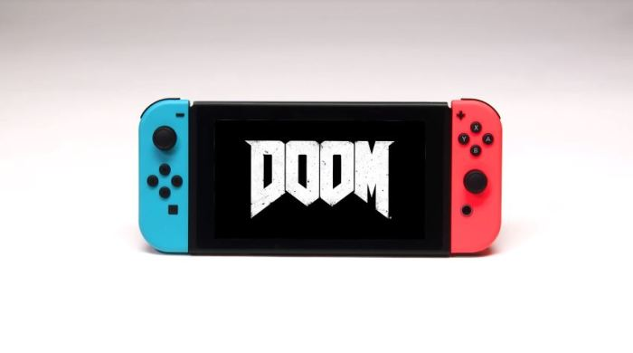 DOOM_TRAILER DE LANZAMIENTO_NINTENDO SWITCH