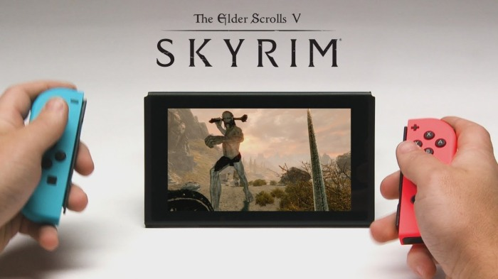SKYRIM_NINTENDO SWITCH