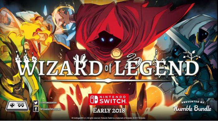 WIZARD OF LEGENG_NINTENDO SWITCH