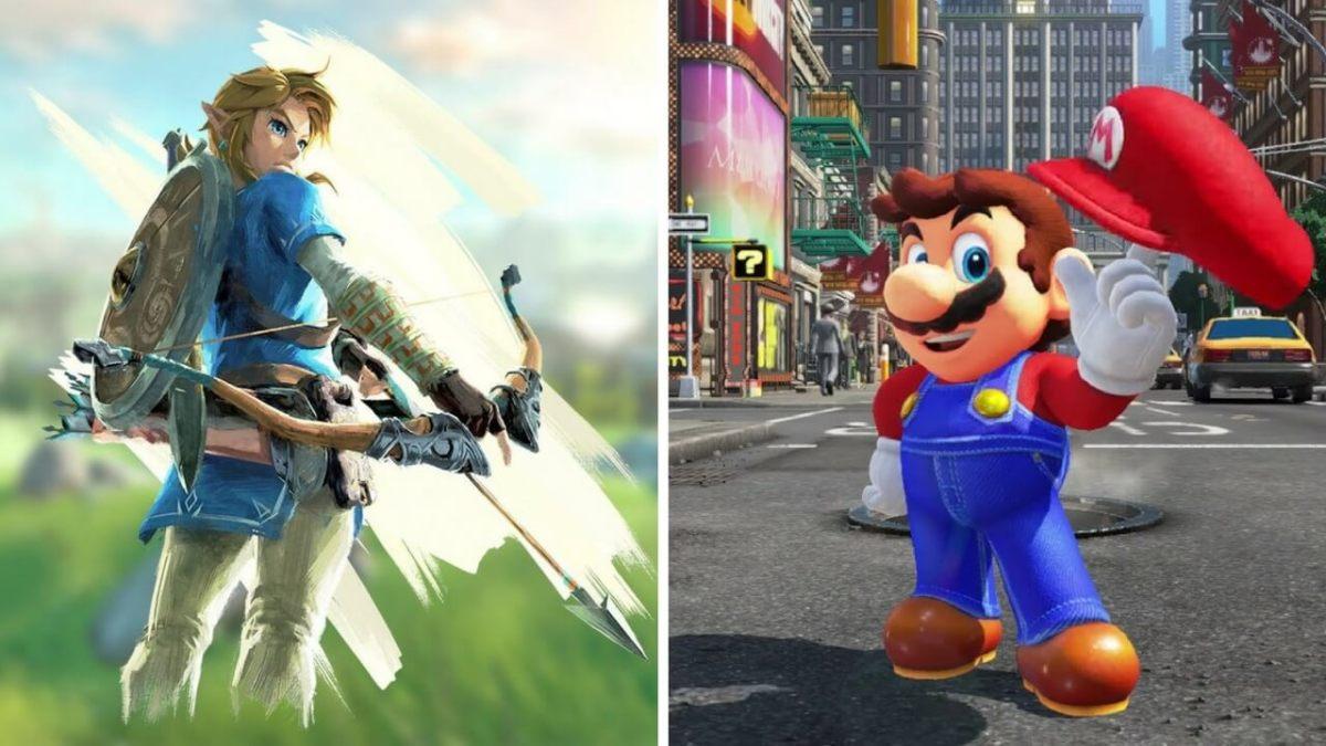Encuesta | Juego del Año para: ¿Zelda: Breath of the Wild o Super Mario Odyssey?