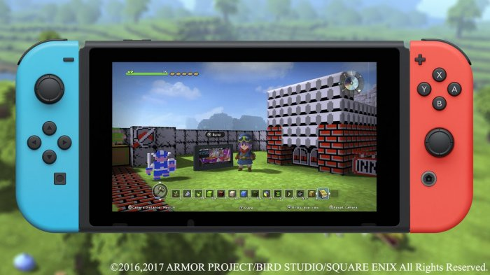DRAGON QUEST_BUILDERS_NINTENDO SWITCH