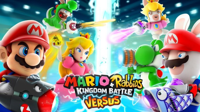MARIO+RABBIDS KINGDOM BATTLE_VERSUS MODE_1