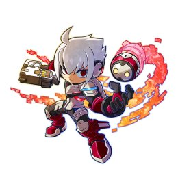 MIGHTY GUNVOLT_BURST_COPEN