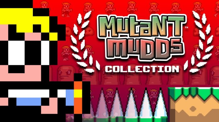 MUTANT MUDDS_COLLECTION