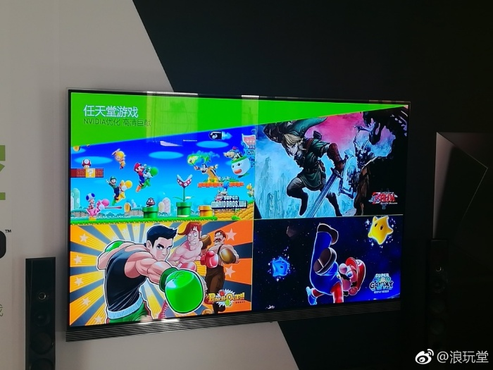 NVIDIA_SHIELD_WII GAMES