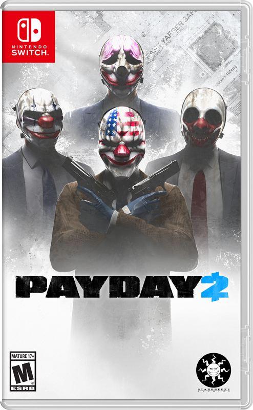 PAY DAY_2_BOX ART