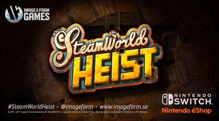 STEAM WORLD_HEIST_ULTIMATE EDITION_NINTENDO SWITCH
