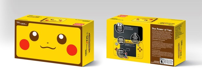 NEW_N2DS_XL_PIKACHU EDITION