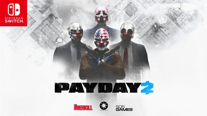 PAY DAY_2_NINTENDO SWITCH