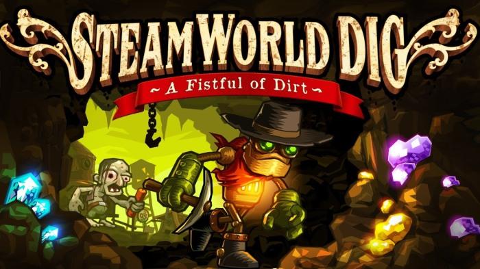 STEAM WORLD_DIG