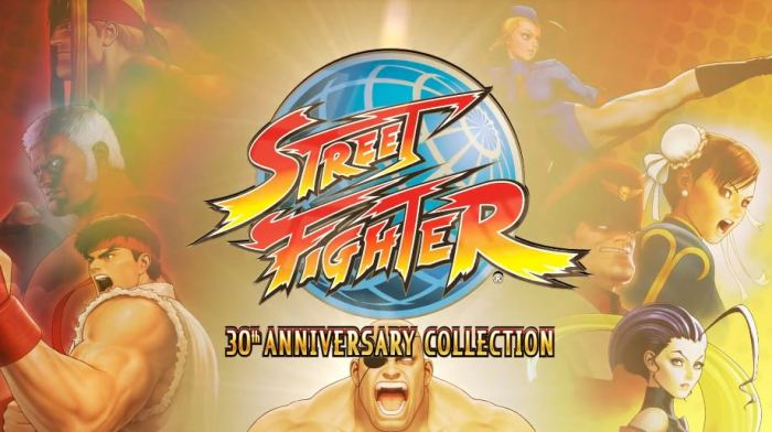 STREET FIGHTER_30 ANNIVERSARY COLLECTION_COMPLETE