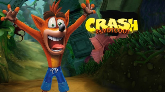 CRASH BANDICOOT_NSANE TRILOGY