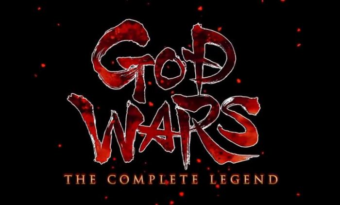 GOD WARS_THE COMPLETE LEGEND