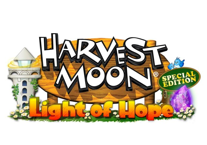 HARVEST MOON_LIGHT OF HOPE_SPECIAL EDITION