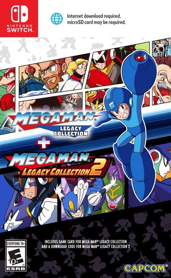 MEGAMAN_LEGACY COLLECTION_1 Y 2_BOX ART