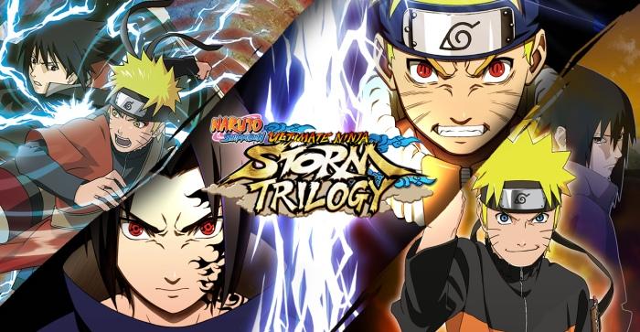 Naruto Shippuden_Ultimate Ninja Storm Trilogy