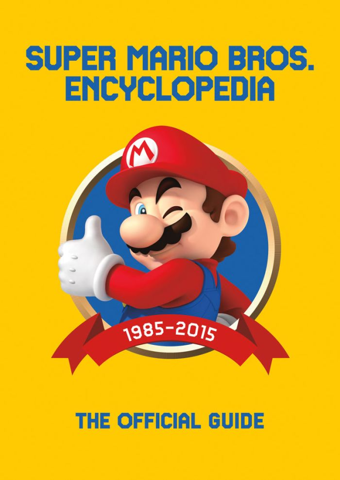 SUPER MARIO_ENCYCLOPEDIA_PORTADA
