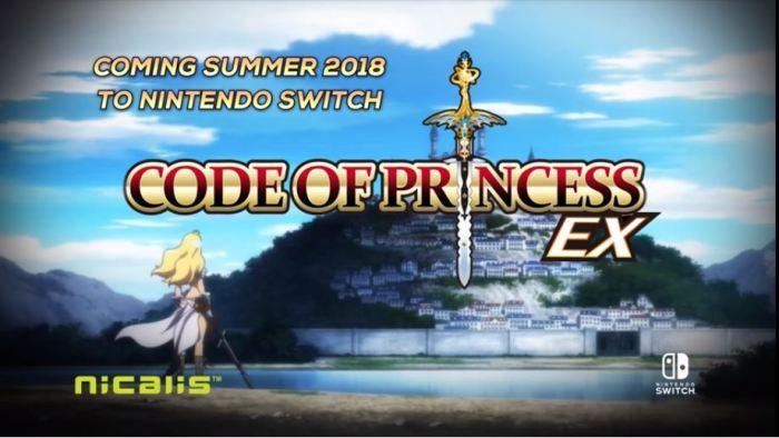 CODE OF PRINCESS_EX