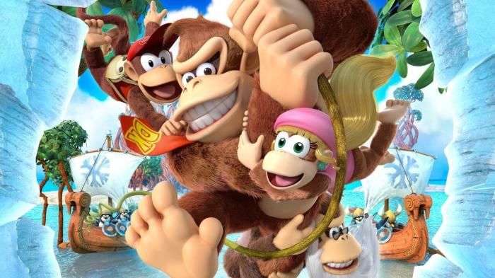 DONKEY KONG_COUNTRY_TROPICAL FREEZE_COMPLETA