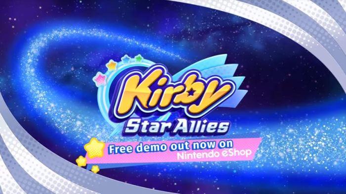 KIRBY_STAR ALLIES_TRAILER DE LA DEMO_EUROPA
